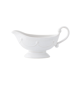 Juliska Berry and Thread Sauce Boat Whitewash