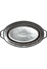 Juliska Pewter Turkey Platter - Received