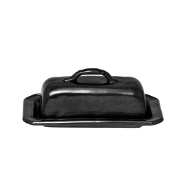 Pewter Butter Dish - Recieved