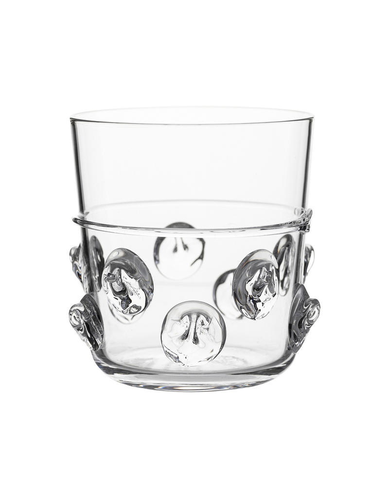 Forence Double Old Fashioned Glass - Recieved