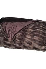 Fabulous Furs Faux Fur Throw