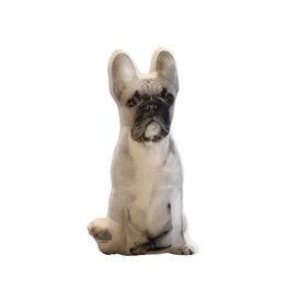 Faire French Bulldog Decorative Pillow