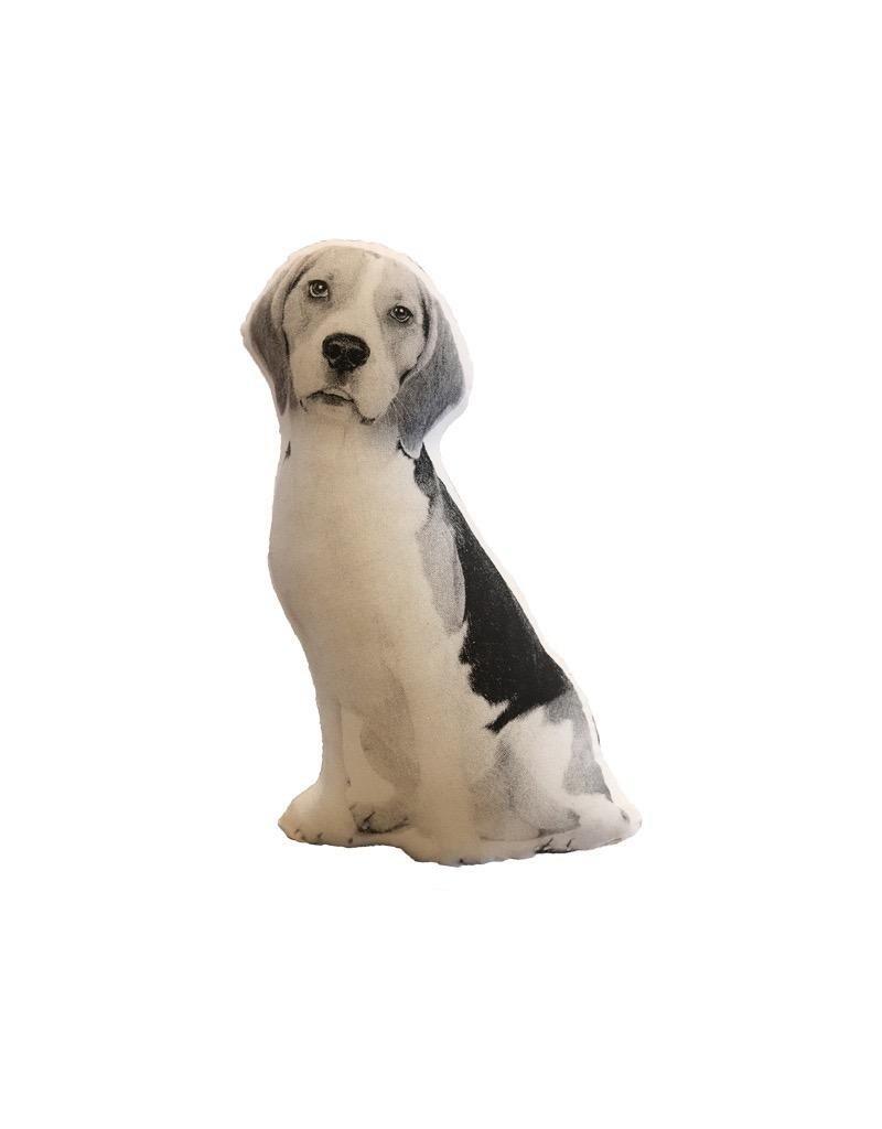 Faire Beagle Decorative Pillow