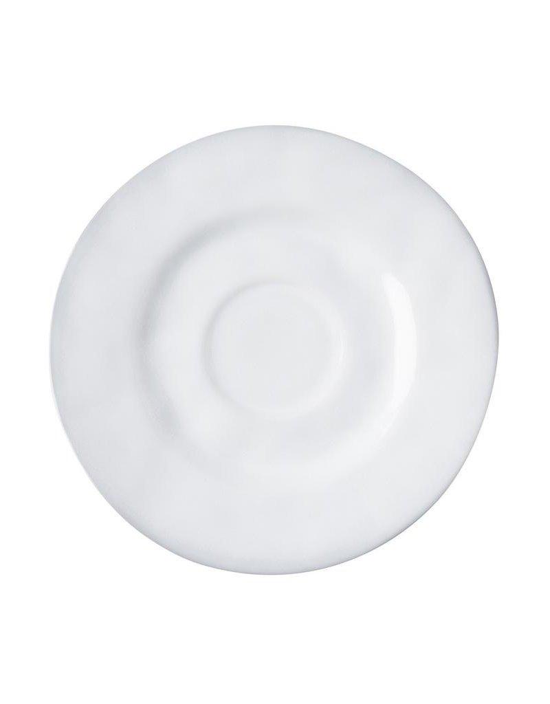 Still Need: 7, Juliska Quotidien White Truffle Saucer