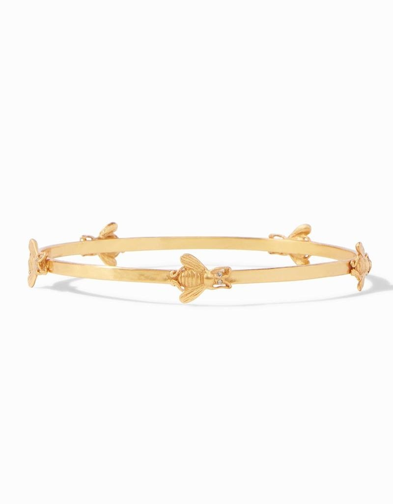 Gold Bee Bangle