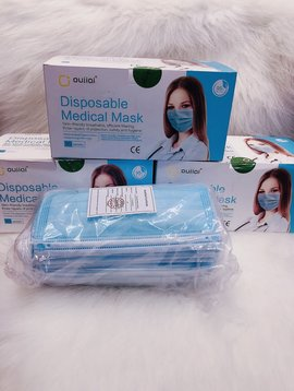003 Facial Mask 50 units Box