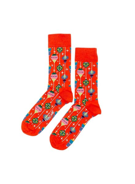 Happy Socks Bauble Sock