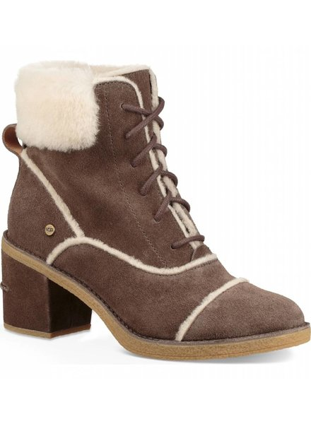 Ugg Esterly Shearly Bootie w/Heel