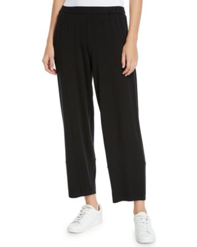 Eileen Fisher Tencel Terry Stretch Ankle Pant
