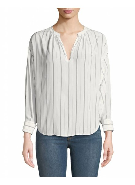 Joie Toril Stripe Blouse