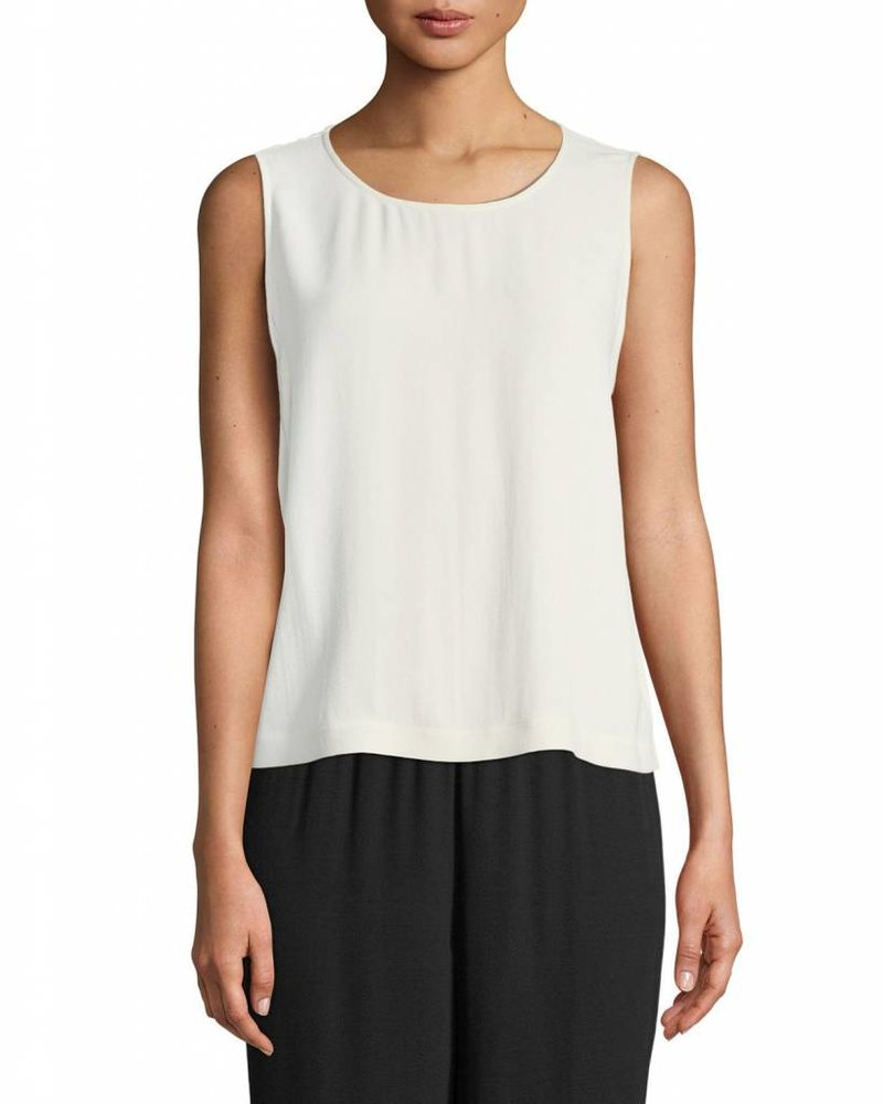 Eileen Fisher Round Neck Shell
