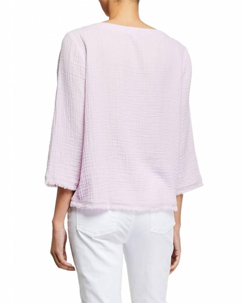 5684b3e8183 Eileen Fisher Organic Cotton Gauze Shirt