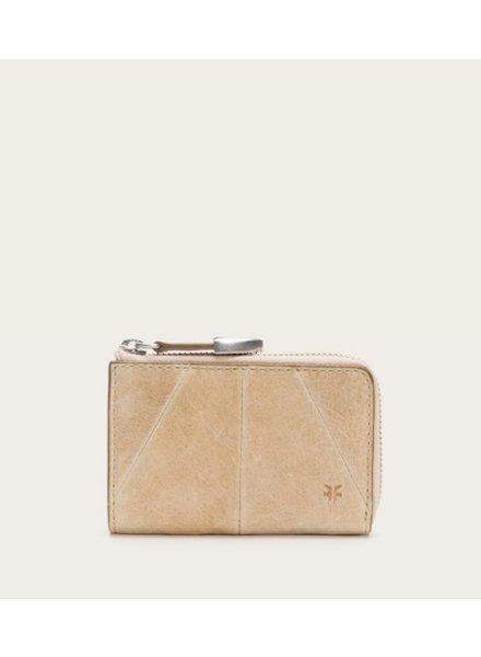 Frye Jacqui Small L Zip Wallet