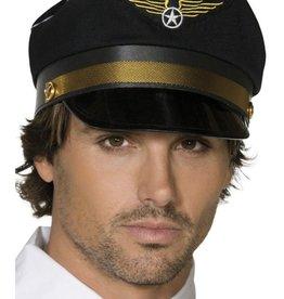Smiffy's Pilots Cap