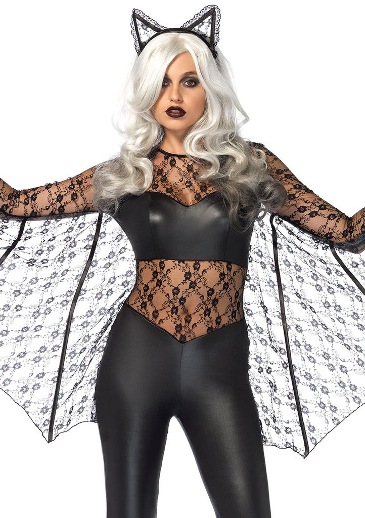 Leg Avenue Black Magic Bat