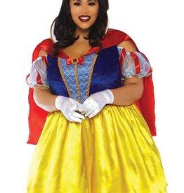 Leg Avenue Fairytale Snow White 1X/2X