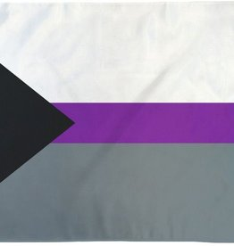 Flags Importer Demisexual Flag