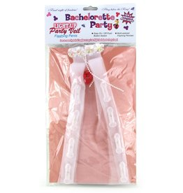 Hott Products Bachlorette Party Veil