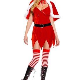Music Legs Santa Baby