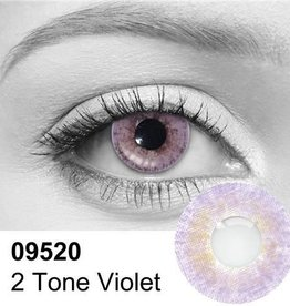 Camden Loox 2 Tone Violet Contact Lens