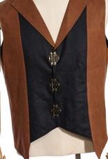 Western Fashion Steampunk Vest Mens