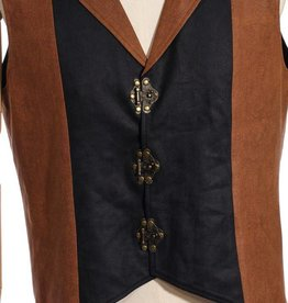 Western Fashion Steampunk Vest Mens