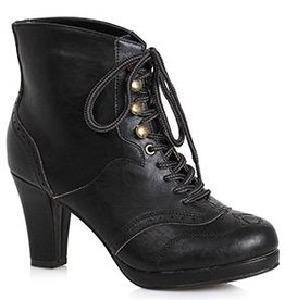 "Ellie Shoes 3"" Closed Toe Bootie"