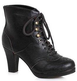 """Ellie Shoes 3"""" Closed Toe Bootie"""