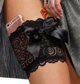 Dream Girl Lace Garter Wallet