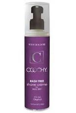 Coochy Coochy Rash Free Shave Cream 16oz