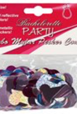 Bachlorette Party Jumbo Mylar Pecker Confetti