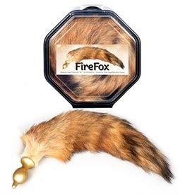 SD Variations Firefox Butt Plug Gold