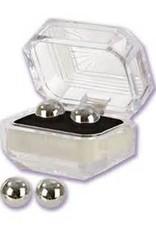 Cal Exotics Silver Balls in Presentation Box