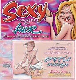 Ozze Sexual Treats For Her Vouchers