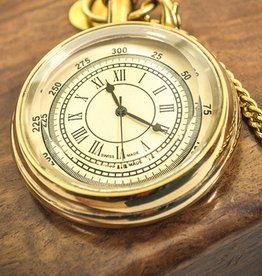 Western Fashion Pocket Watch w/Chain