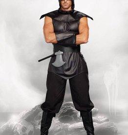 Leg Avenue LegAve 4pc Ninja Assassin
