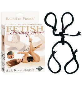 Fetish Fantasy Fetish Fantasy Series Silk Rope Hogtie