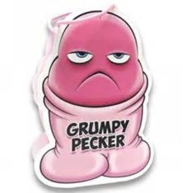 Ozze Grumpy Pecker gift bag