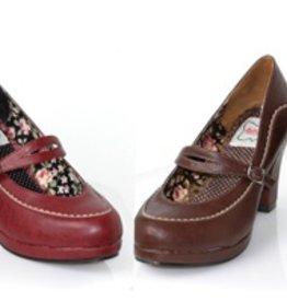 Ellie Shoes Bettie Page by Ellie- BP303-Loire