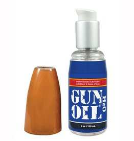 Gun Oil Gun oil Gel 4 Oz 120 ml. waterbased lubricant