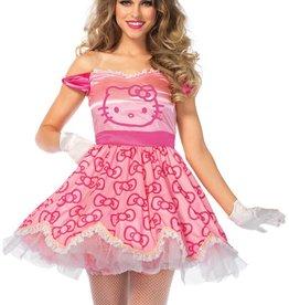 Leg Avenue Hello Kitty 3 PC Costume