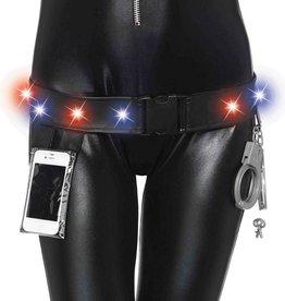 Leg Avenue Police Ultility Belt Black