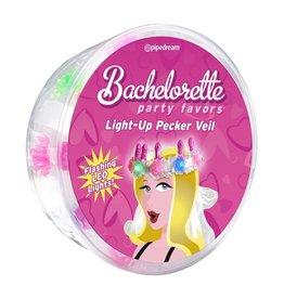 Pipedream Bachlorette Light Up Party Veil