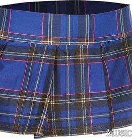 Music Legs School Skirt