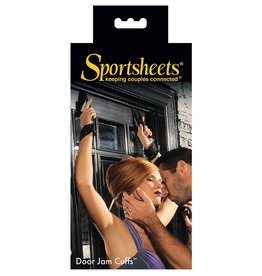 SportSheets Door Jam Cuffs