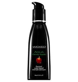 Wicked Aqua Candy Apple 2oz