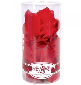 Topco Sales With Love Rose Scented Rose Petals