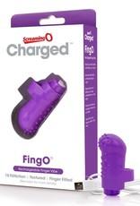 Charged FingO Vooom Mini Vibe Purple