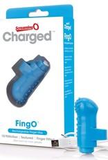 Charged FingO Vooom Mini Vibe Blue