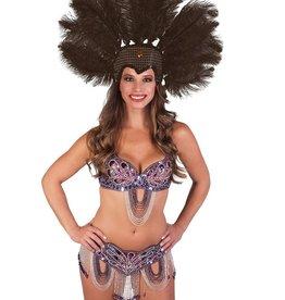 Western Fashion Feather Headdress